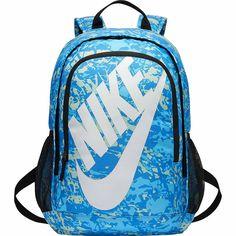 ff847d7f4889 Nike Hayward Futura Print Backpack Green Backpacks