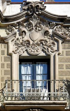 Barcelona - Bailèn 134 c by Arnim Schulz, via Flickr