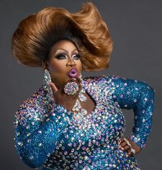"""Latrice Royale -- It's Time to Reach Back and Celebrate Music; Here's to Life!"""", RPDR4"""