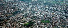 ALEXANDRE GUERREIRO: Prefeitura de Montes Claros, no estado de Minas Ge...