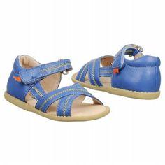 Livie & Luca Boa Tod/Pre Sandals (Bright Blue) - Kids' Sandals - 7.0 M