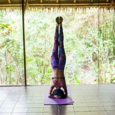 Jasmine Hemsley - Yoga in Sri Lanka