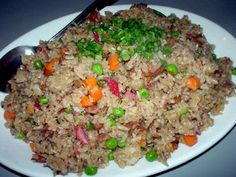 Latino Chino Fried Rice (Arroz Frito)