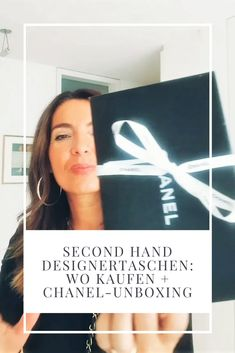 Second Hand Designertaschen: Wo kaufen   Chanel-Unboxing – no time for style Chanel, Wellness, Fitness, Fashion Over 40, Designer Bags, Health Fitness, Rogue Fitness, Gymnastics
