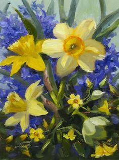 Pat Fiorello - Art Elevates Life: Spring Joy! www.patfiorello.com