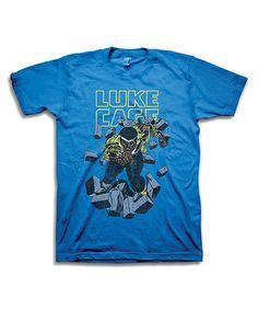 Luke Cage Tee - Mens Regular | zulily