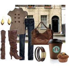 lOVE this! but where will i find a brown coffee cup and i cant carry it around all day! :P