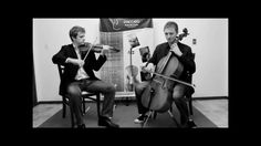 Without You - David Guetta (Cover - Violin and Cello) - Dueto Staccato #Music…