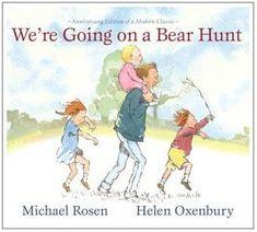 We're Going on a Bear Hunt | Libroseducativosinfantiles yjuveniles | Los Cuentos de Bastian