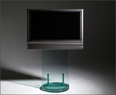 Schroers & Schroers Uranus AV Glass Furniture