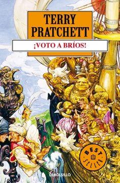 21. ¡Voto a Brios! Terry Pratchett. 8'95€