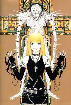 Death Note Anime, Death Note デスノート, Death Note Fanart, L Cosplay, Amane Misa, Misa Amane Cosplay, Hikaru No Go, Tsugumi Ohba, Manga Anime