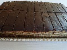Zserbó és Grízes krémes, a két kedvenc magyar süti egy receptben! - Ketkes.com Cake Cookies, Pie, Sweets, Desserts, Food, Basket, Torte, Tailgate Desserts, Cake