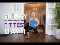 Our WORKOUT for DAY 1 is actually a very important Fitness Test to help establish your beginnings and where you are starting from. The worko...