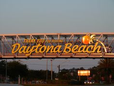Daytona Beach FL. - Cruise scheduled for next March out of Florida!