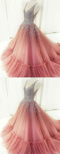prom,prom dresses,long prom dress,pink prom dress,evening dress #longpromdresses