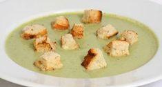 Brokkoli krémleves recept Croatian Recipes, Hungarian Recipes, Hungarian Food, Soup Recipes, Diet Recipes, Soup For The Soul, Food Tent, Food Labels, Recipe Cards