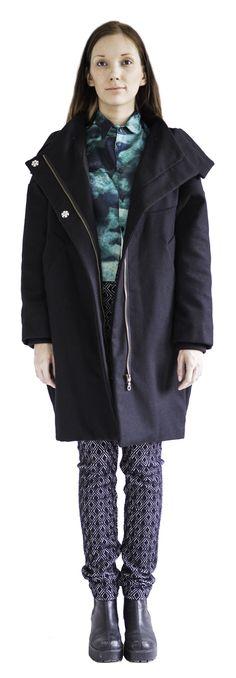 MUKA VA / Talvikki coat