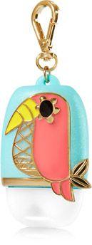 Gold-Tipped Bird PocketBac Holder - Bath & Body Works   - Bath & Body Works