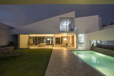 Galeria de Casa Pátios / Riofrio+Rodrigo Arquitectos - 3
