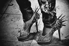 Ass Kicking Shoes