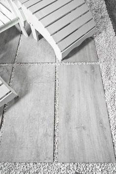 Treverkhome Outdoor Wood Effect Thick Tiles Marazzi - Bodenplatten aussenbereich holzoptik