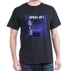 318eb2356853f Against Domestic Violence T-Shirt