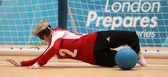 Goalball at the London 2012 Paralympics