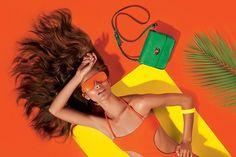 Fashion Photography by Rodrigo Braga – Fashion Models High Fashion Photography, Color Photography, Creative Photography, Editorial Photography, Portrait Photography, Yellow Fashion, Colorful Fashion, Recherche Photo, Pool Fashion