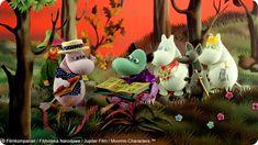『劇場版 ムーミン谷の彗星 パペット・アニメーション』:名古屋シネマテーク他 2015年5月2日(土)~5月15日(金)