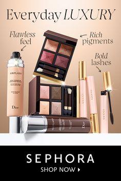 Neutral Makeup Look, Love My Makeup, Cute Makeup, Makeup Looks, Fancy Makeup, Dior Makeup, Skin Makeup, Beauty Skin, Beauty Makeup