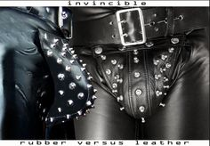 666 Leather Worship of HIM — iamsatanssoldier: Behold HIM in your passions...