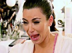 Kim's Cry Face