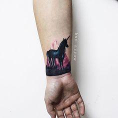 #перекрытиетату #перекрытие #единорогтату #перекрытиетату #единорог #татуировка #tattoo #ink #unicorn #unicorntattoo #worldfamousink #DanielleFoye