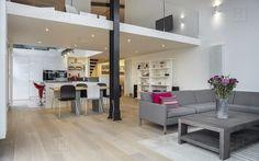 Penthouse, Birmingham, Wood Flooring, Fendi