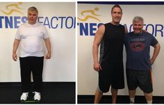 Can you believe the picture on the left was taken 6 weeks ago?!   We would like to congratulate Paul, winner of our 6 Week Body Transformation Weight Loss Challenge!!  Through much persistence, dedication, and hard work, Paul is down 28 lbs! We are so proud of him!