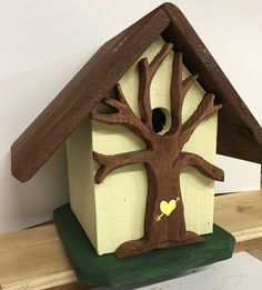 Yellow Tree House