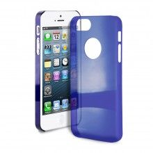 Cover iPhone 5 Puro - Cristal Azzurro  € 13,99