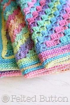 Spring into Summer Blanket--FREE Crochet Pattern, thanks so xox by brenda.hancock.77