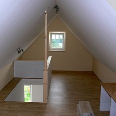 Wondrous Attic Rooms Ideas Ideas 6 Simple and Ridiculous Tricks Can Change Your Life: Attic Architecture Loft Ladders attic conversion cost.Attic Exterior Shed Dormer attic workspace storage. Attic Renovation, Attic Remodel, Attic Conversion Cost, Shed Dormer, Attic Doors, Attic House, Tiny House, Attic Staircase, Small Attics