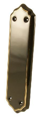 Jedo Black Gold Line Porcelain Push Plate At Door furniture direct we sell high quality products at great value including Black Gold Line Finger Plate in our Finger Plates range. We also offer free delivery when you spend over GBP50. http://www.MightGet.com/january-2017-12/jedo-black-gold-line-porcelain-push-plate.asp