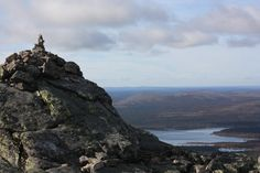 Sokosti Fell is the highest in Urho Kekkonen Naitonal Park, Finland.