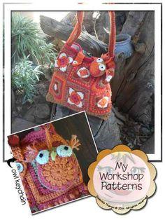 Ester's Tote Crochet Along 2016 Creative Crochet Workshop