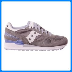 Saucony Shadow W 674 Grey/lavender Sneaker Scarpa Donna 1108-674 - Sportschuhe für frauen (*Partner-Link)