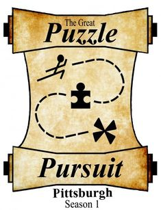 Home - The Great Puzzle Pursuit