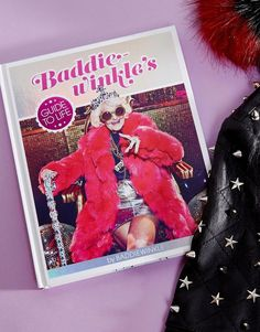 Baddie Winkle's Guide to Life Fashion and Humor Book - Multi