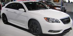 The #Chrysler 200 was originally the name of a prototype hybrid vehicle, shown at the #Detroit #Auto Show in 2009. It was later determined that the hybrid was impractical.