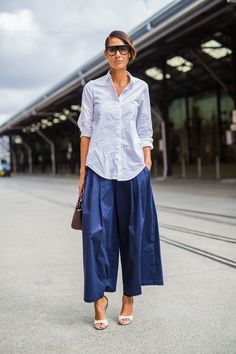 STREET STYLE FROM AUSTRALIAN FASHION WEEK: DAY TWO - Image 8 : Elle