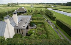Piet Oudolf - Garden for Piet Boon's house