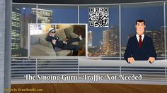 The Singing Guru  - Traffic Not Needed